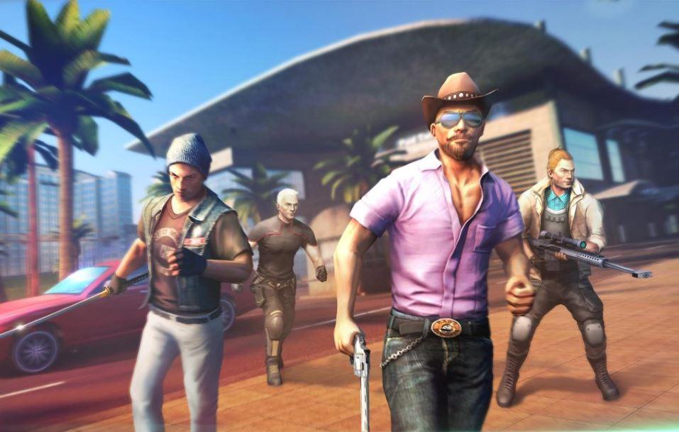 تحميل لعبة gangstar vegas للكمبيوتر مجانا