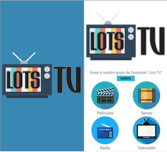 descargar lots tv 2 mejor version instalar android iphone ios pc