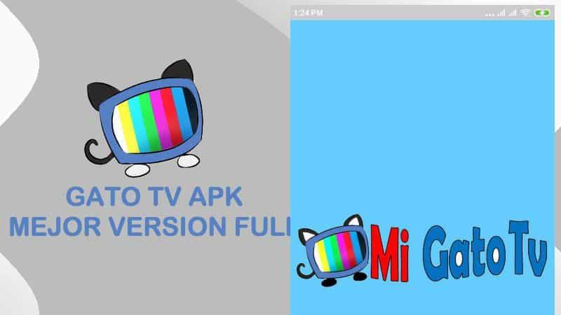 gato tv latino app apk canal 5 7 2 23 9 descargar instalar ios android pc