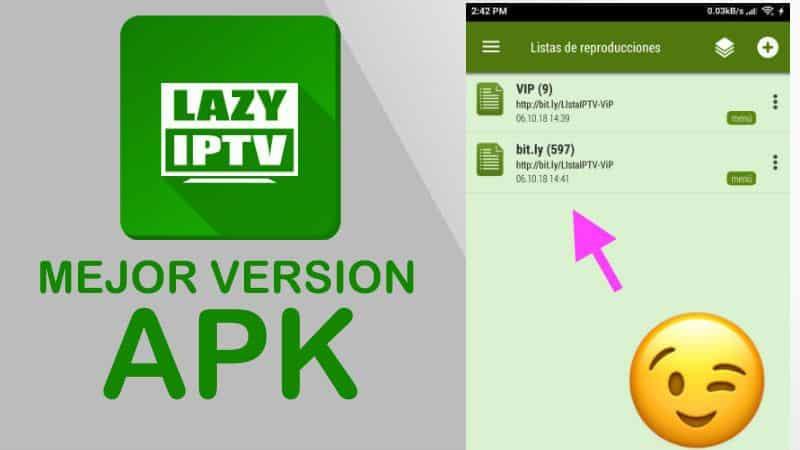 lazy iptv apk full gratis android pc iphone pc smart tv listas