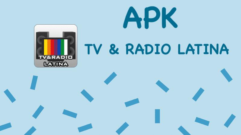 descargar tv & radio latina apk pro mod app