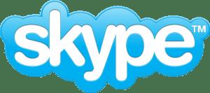 Skype online logo