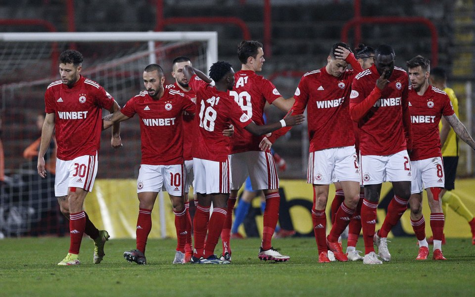 ЦСКА се отправя към първата групова победа в Конферентната лига – БГ Футбол – Евро участници