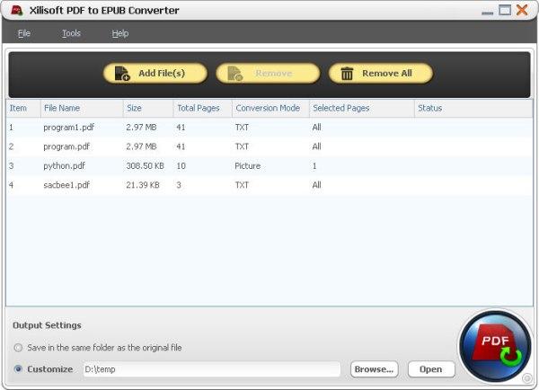 конвертер из пдф в фб2 онлайн - Софт