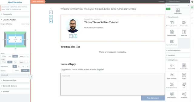 ttb template editor