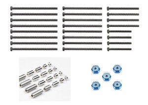 Screws, Spacers, Nuts, Stabilizer