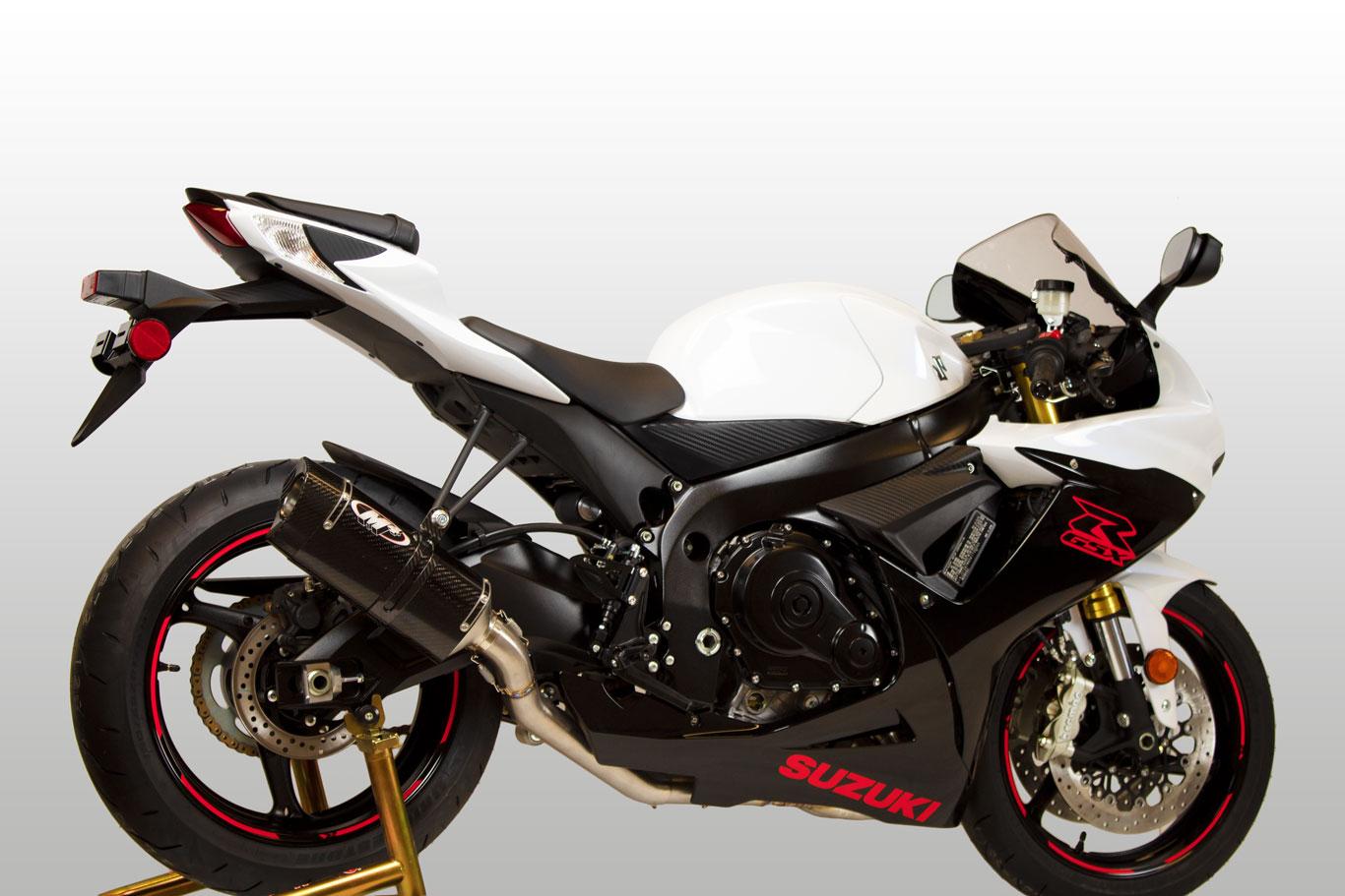 2011 2021 suzuki gsx r600 750 full system tech1 carbon