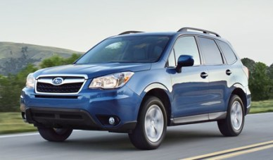 2016_Forester-Front
