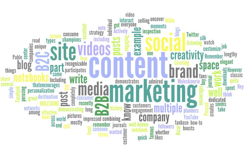 Content Marketing auch in Zukunft wichtig
