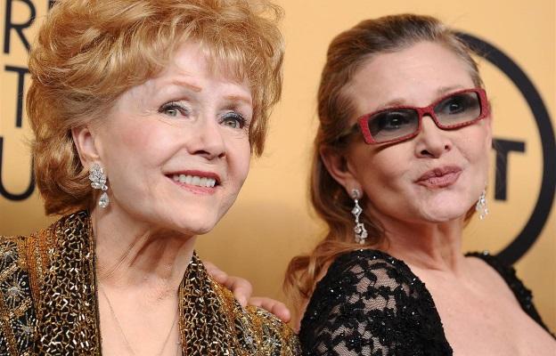 Напусна ни и актрисата Деби Рейнолдс, майката на Кари Фишър