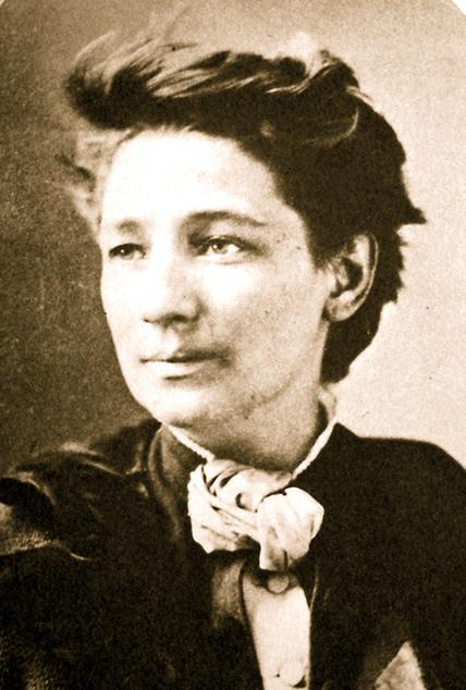 Victoria Woodhull Speaking Out For Free Love Going To