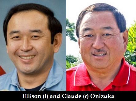 astronauta Ellison Claude Onizuka