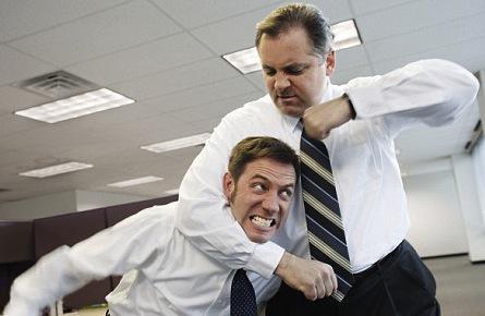 résoudre un conflit au travail