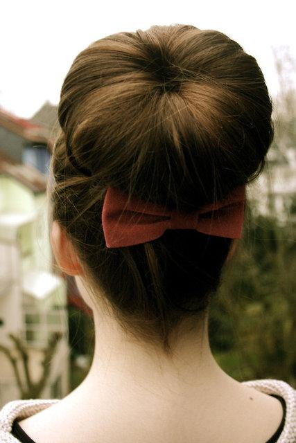 Easy Cute And Messy Bun Hairstyles For Long Hair Paperblog