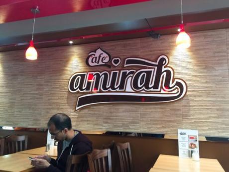 Cafe Review Cafe Amirah 178 Kilmarnock Road Shawlands