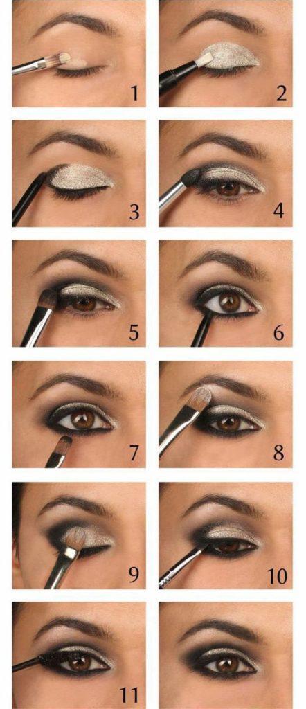 Step By Party Makeup Saubhaya