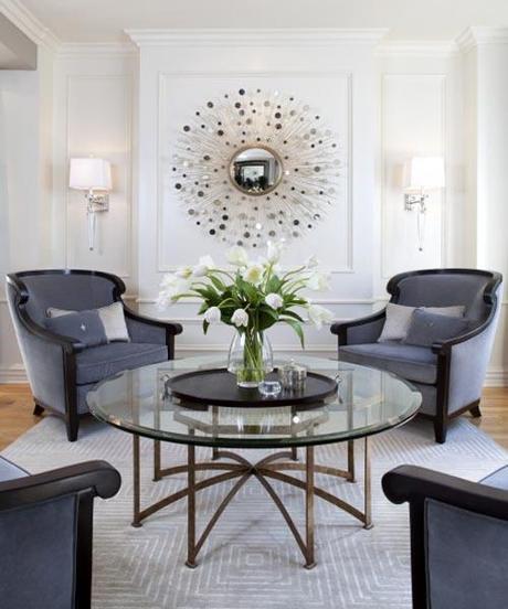 Decorative Floor Mirrors