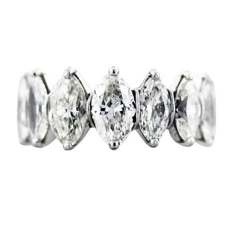 Wedding Ring Eye Candy Marquise Wedding Rings Paperblog