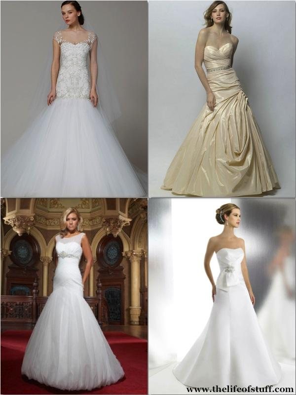 Trumpet Wedding Dresses