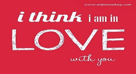 Series: I Think I Am in Love, I Just Think Too Much ...