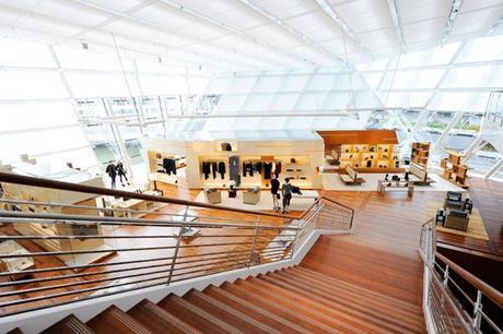 Louis Vuitton Flagship Island - Paperblog