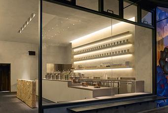 Modern Tea Shop In San Francisco Paperblog