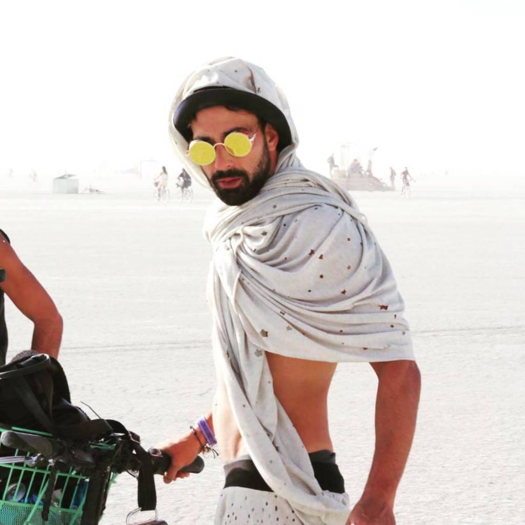 Ronen Menipaz Burning Man