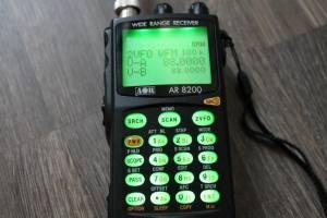 AOR 8200 MK3 Review   M6CEB & 2E0FNM