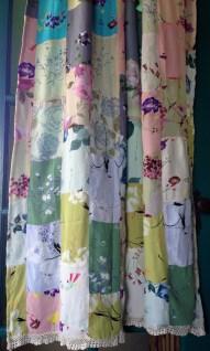 patchwork drape