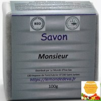 Savon Bio pour Monsieur