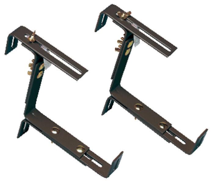 emsa support pour jardiniere vario aluminium au meilleur prix