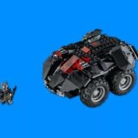 どんどん進化するレゴブロック!今回出たのは「LEGO バットモービル」スマホで操作可能です。