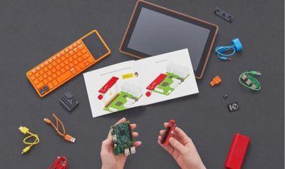 PCを子供が、組む?…Microsoftが子供向けに自作PCキットを発売!