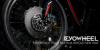 「EvoWheel」で、お好みの自転車が、簡単に電動アシスト付きに!