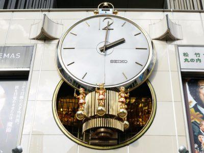 心が、癒されますね…「からくり時計」は、いつ頃からあるのか?