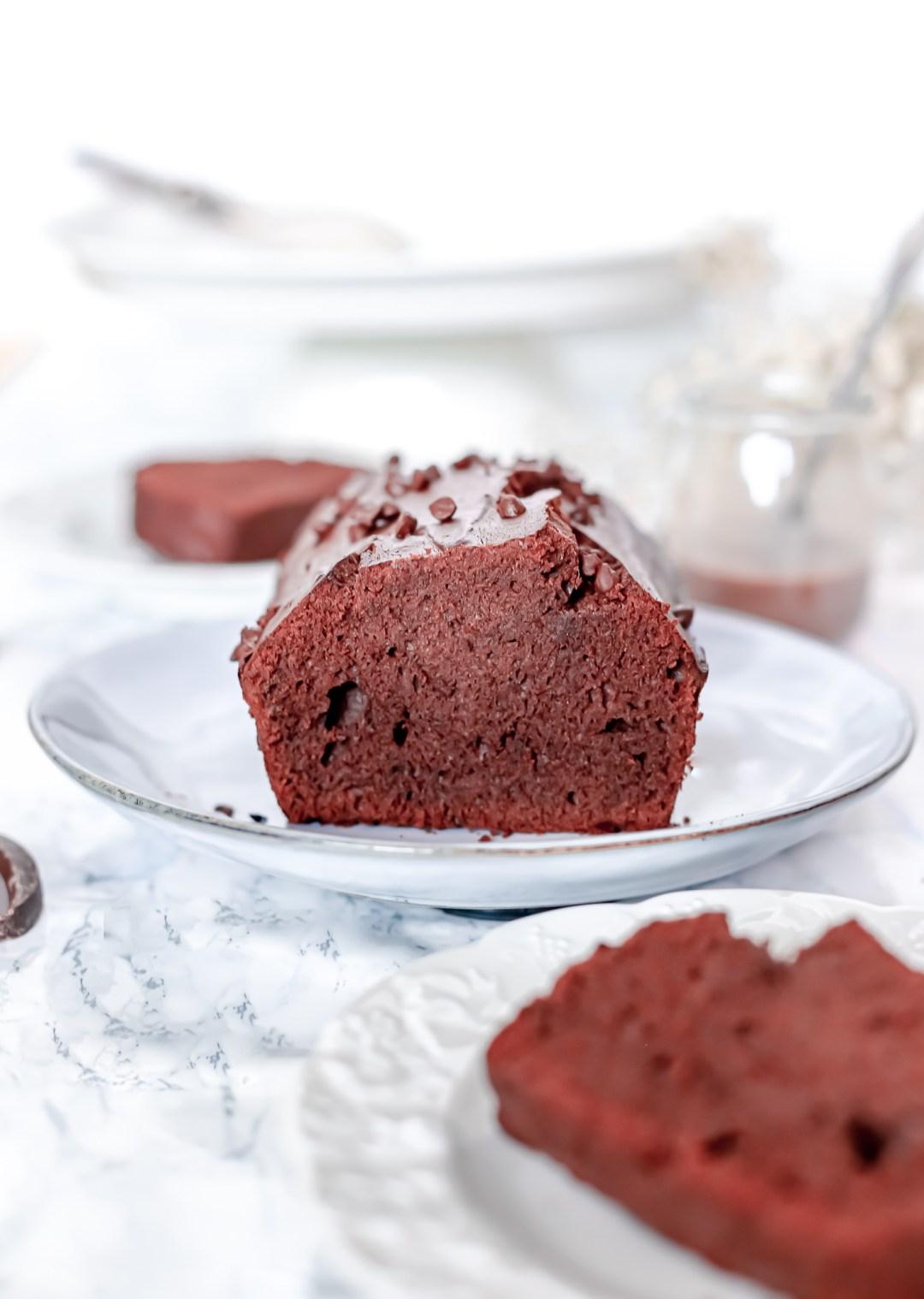 Cake au chocolat sans gluten 1