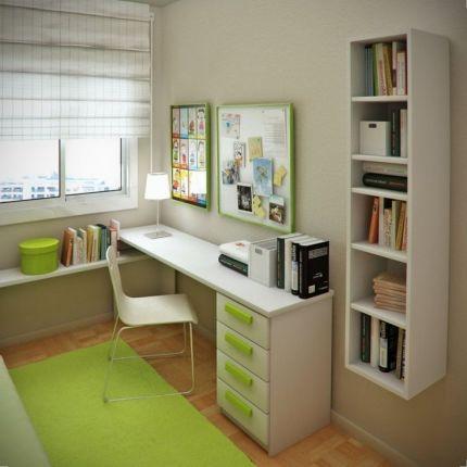 Un bureau digne d'un professionnel chez vous_