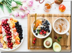 manger équilibré durant la grossesse