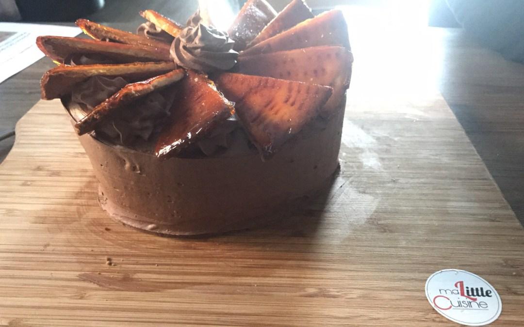 ma Dobos Torta…