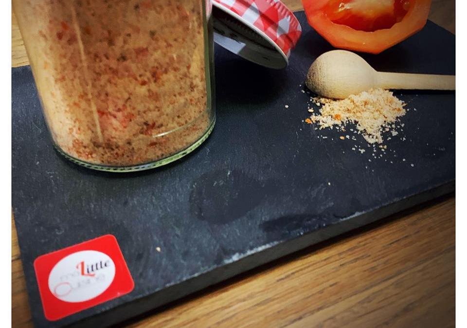 Le sel de Tomate