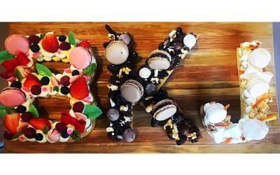 Le Lettercake et le numbercake