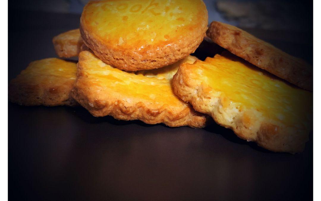 Des galettes bretonnes #collations