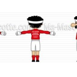 Création Graphique Sur Mesure rugbymen (création graphique sur mesure).