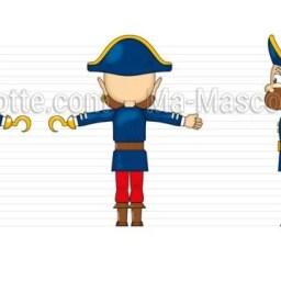 Création Graphique Sur Mesure pirate (création graphique sur mesure).