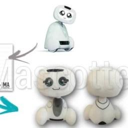 Fabrication Peluche Sur Mesure robot (peluche objet sur mesure).