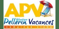Logo Client ATLANTIQUE PELLERIN VACANCES (Ma Mascotte - fabrication sur mesure de mascottes et peluches).