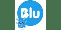 Logo Client BLU (Ma Mascotte - fabrication sur mesure de mascottes et peluches).