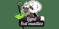 Logo Client FÊTE DU MOUTON DE LIGNÉ (Ma Mascotte - fabrication sur mesure de mascottes et peluches).