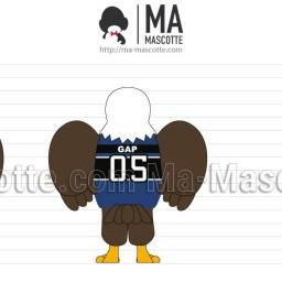 Design 3D Peluche Sur Mesure Aigle. Création graphique Peluche.