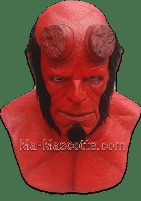 fabrication masque résine sur mesure